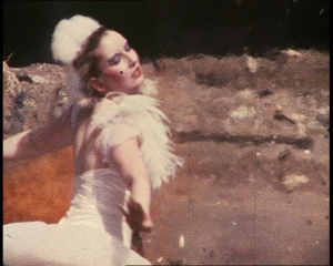 Still from Jordan's Dance, Derek Jarman, 1977, courtesy the LUMA Foundation.