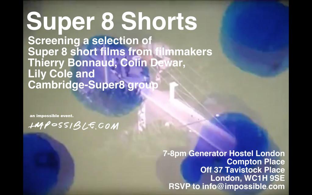 Super8 invite